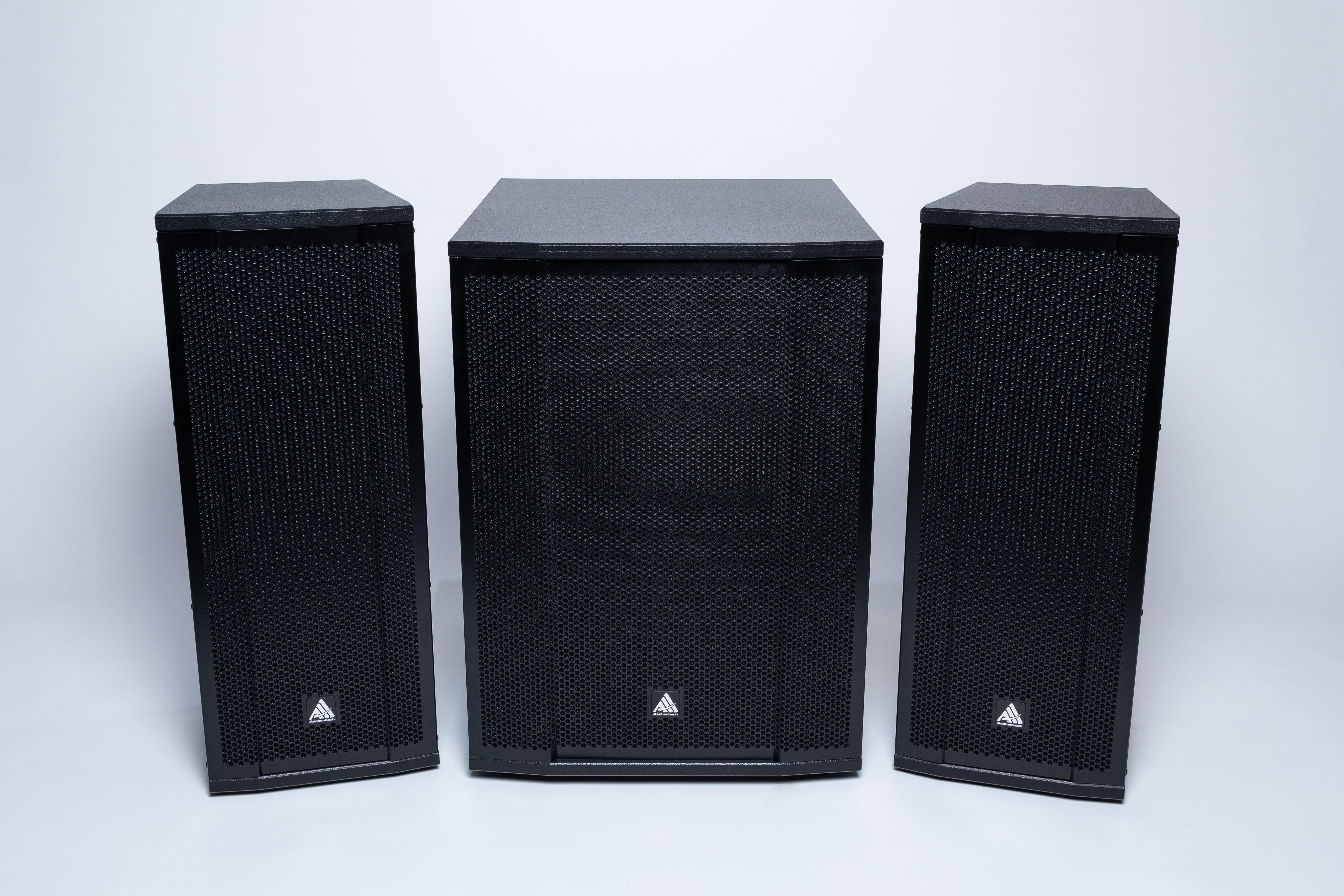 Audiotechnik vom Spezialisten