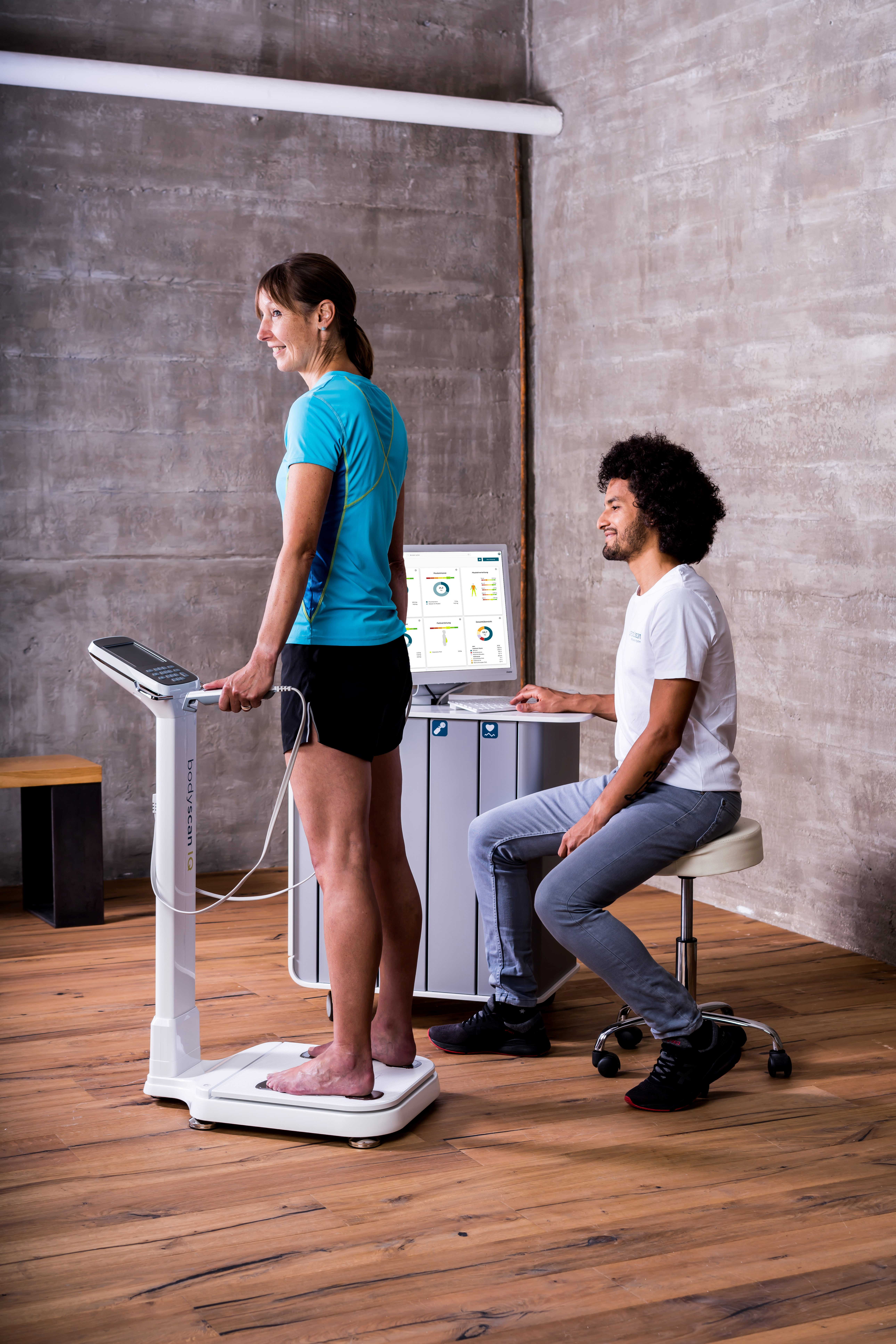checkpoint - smarte Diagnostik, damit Training funktioniert