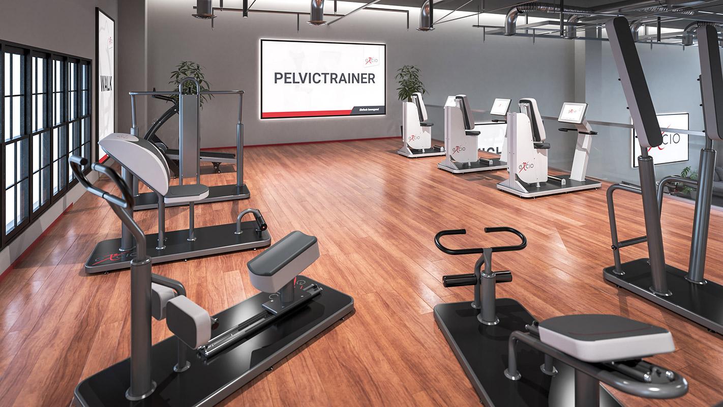 excio Pelvictrainer - Innovatives Beckenbodentraining