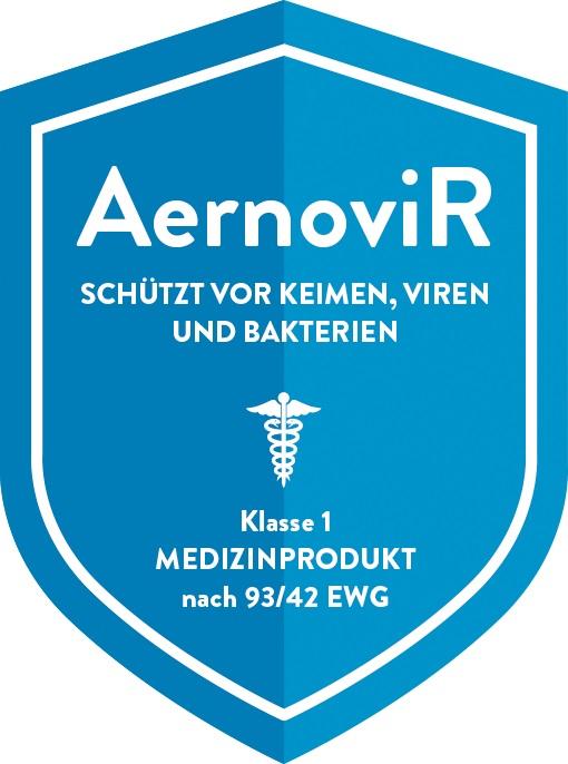 Saubere Luft und Gesundheit mit AernoviR