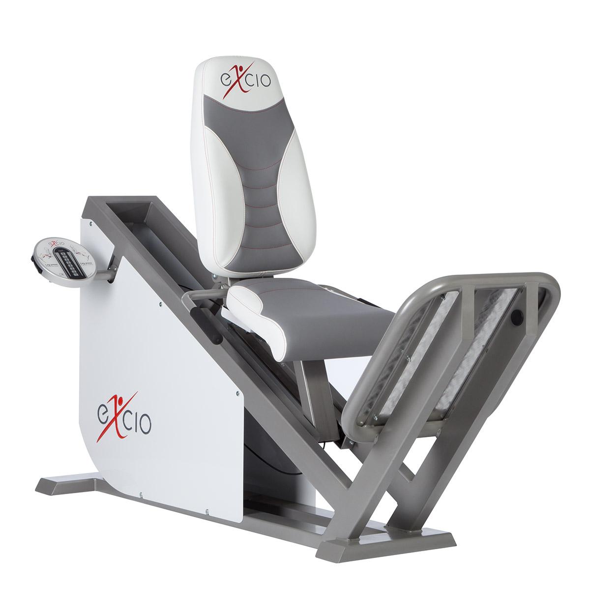 excio-Trainingsgeräte – hochwertig, innovativ und vielseitig