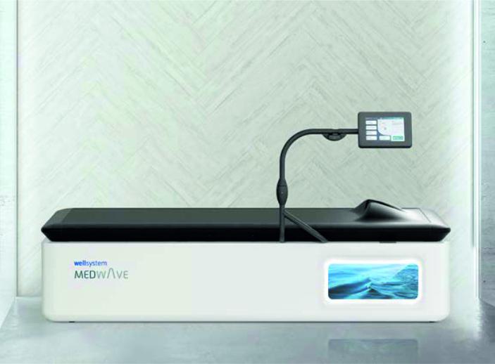 Wellsystem Medwave_Touch & Spa_Complete