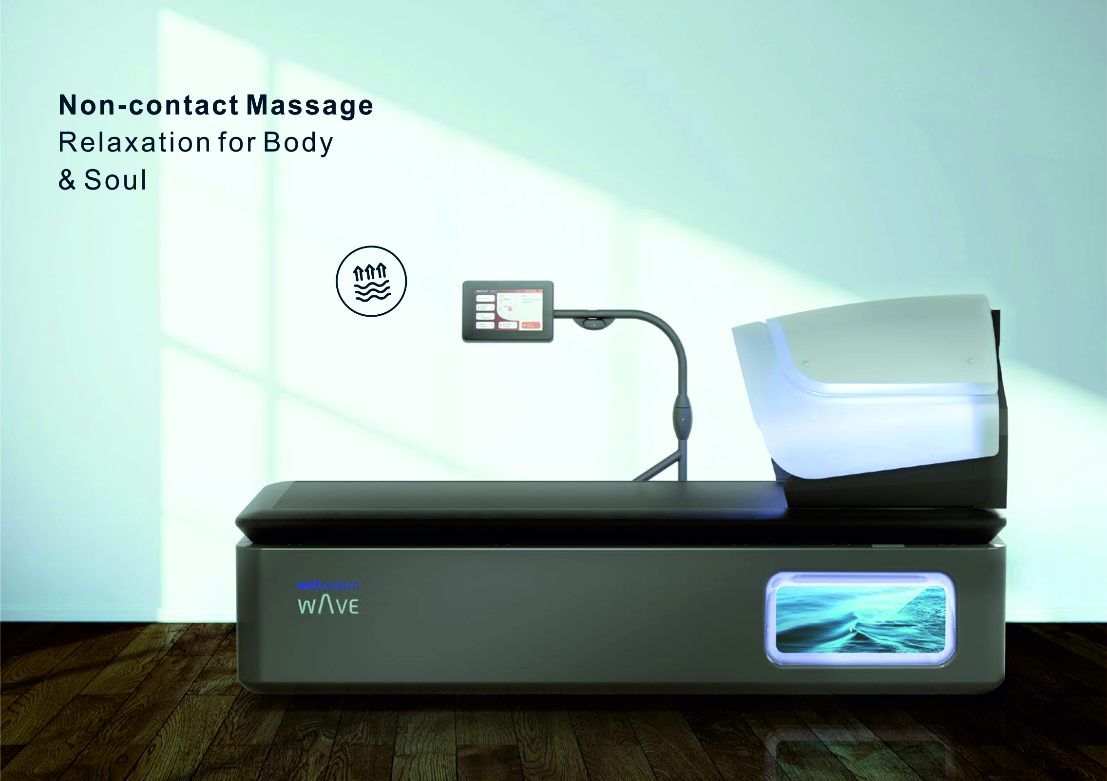 Wellsystem Wave_Touch & Spa_Complete