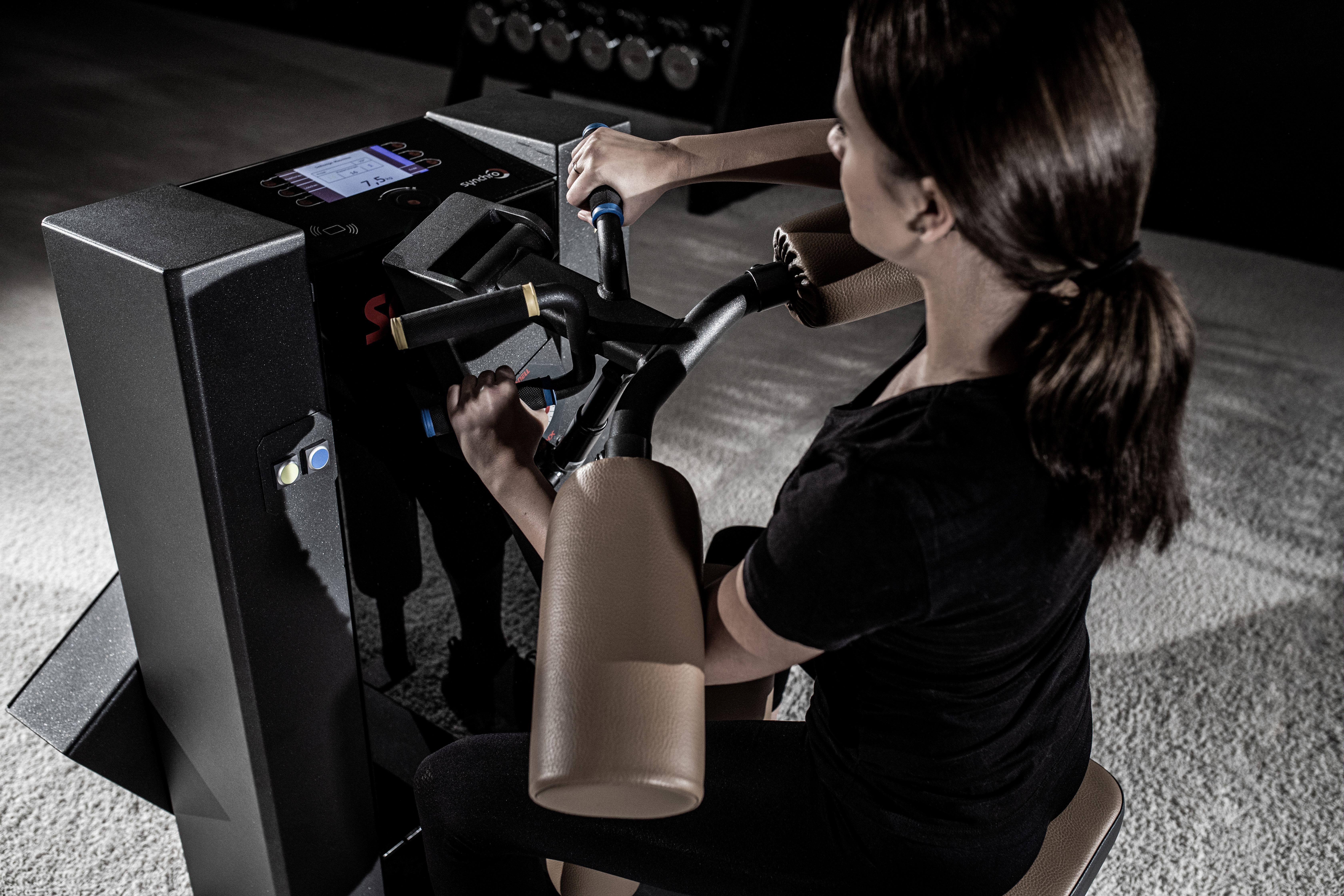 SYNCHRO Line Med Vollautomatische Trainingsmaschinen